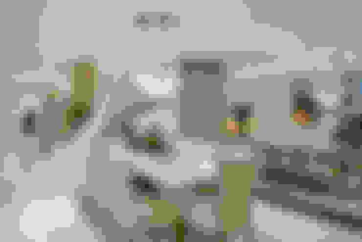 غرفة السفرة تنفيذ Arquiteto Aquiles Nícolas Kílaris