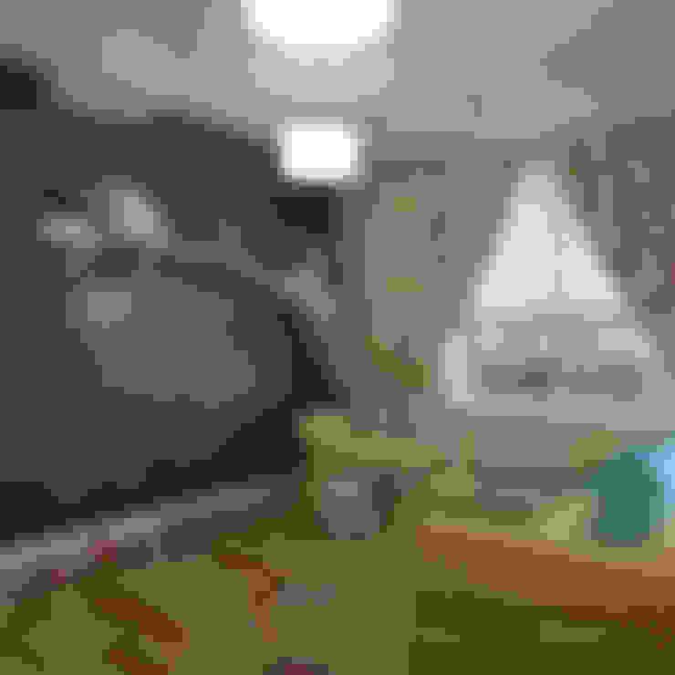 Nursery/kid's room by Design interior OLGA MUDRYAKOVA
