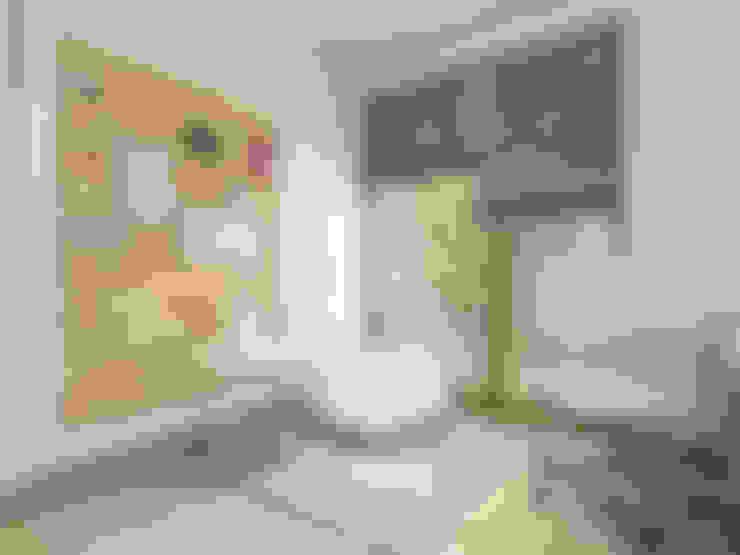 Study/office by UTOO-Pracownia Architektury Wnętrz i Krajobrazu