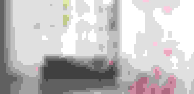 Окна и двери в . Автор – FUJIE TEXTILE CO.,LTD (株)フジエテキスタイル