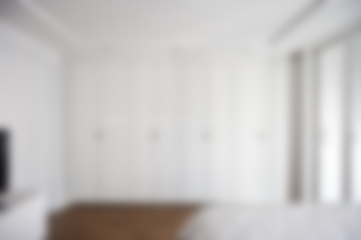 Bedroom by 도노 디자인 스튜디오