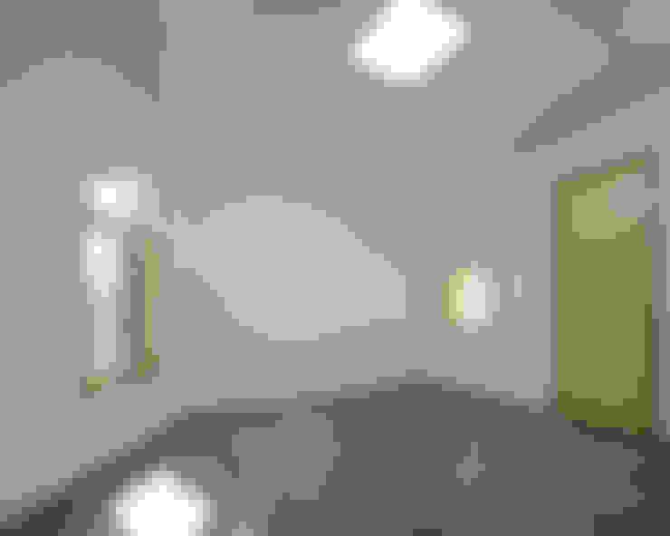 臥室 by B.U.S Architecture