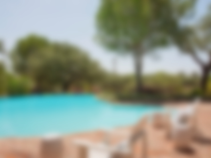 Piscinas de jardín de estilo  por SA&V - SAARANHA&VASCONCELOS