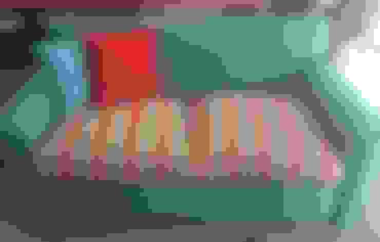 Salas de estilo  por Del Pilar Design
