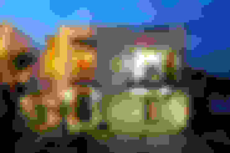 Huizen door arketipo-taller de arquitectura