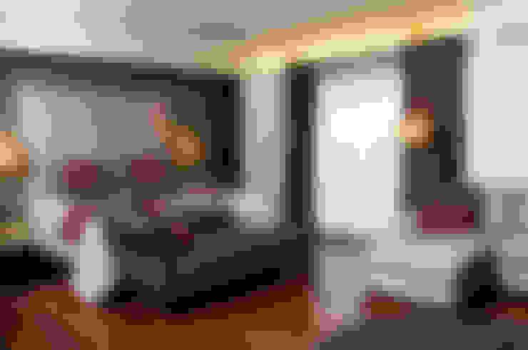 臥室 by arketipo-taller de arquitectura