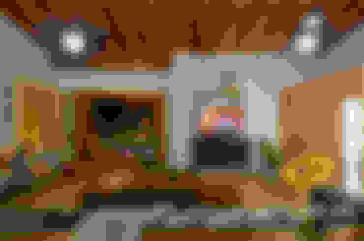 Living room by Arquitetando ideias