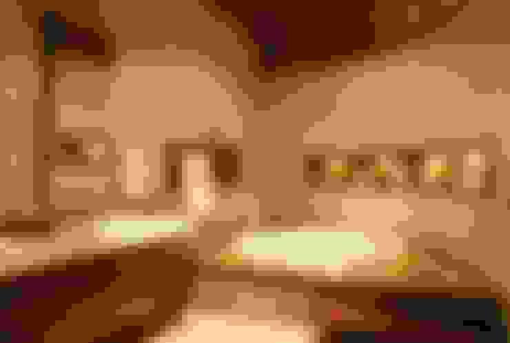 حمام تنفيذ Escritório Ana Meirelles