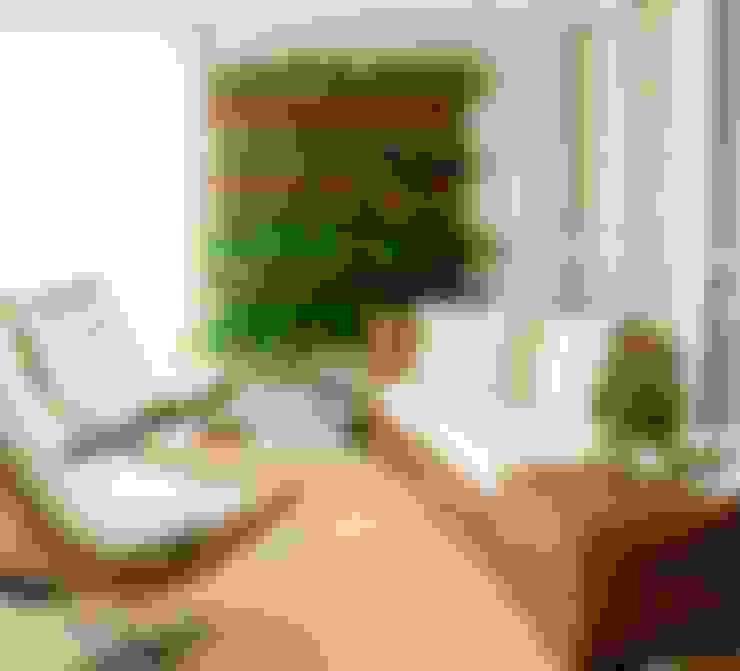 Terrace by Sandro Kawamura Designer de Interiores