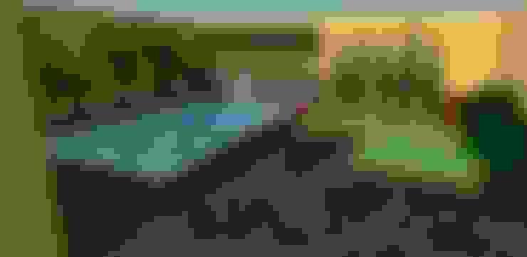 Бассейн в . Автор – CC|arquitectos