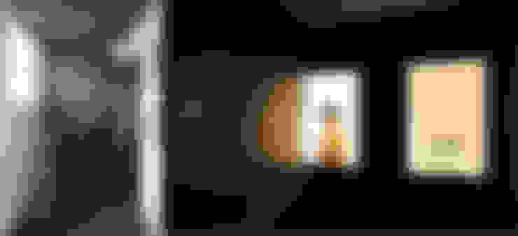 Hongeun-dong apartment unit remodeling: designband YOAP의  베란다