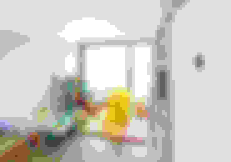 Hongeun-dong apartment unit remodeling: designband YOAP의  아이방