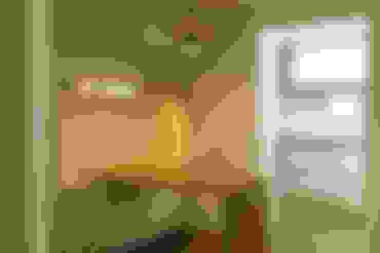 Dining room by 더홈인테리어