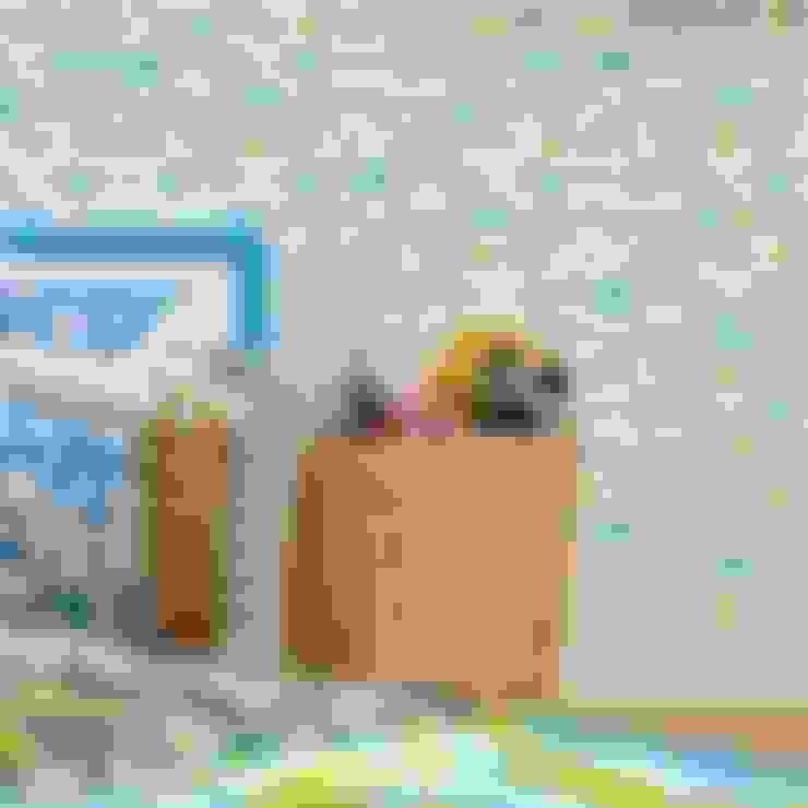 Papel de Parede: Quarto de crianças  por Formafantasia