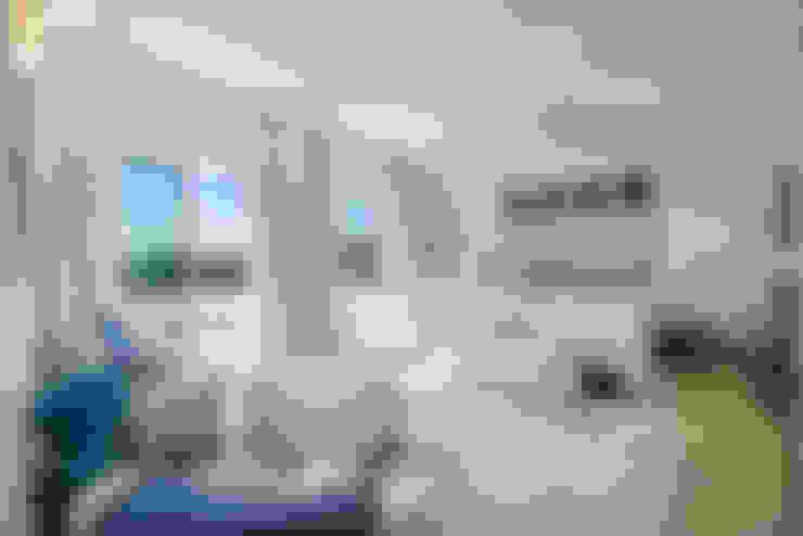 Спальная комната  в . Автор – Interdesign Interiores
