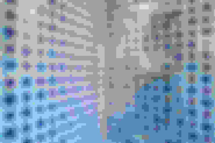 Banheiros  por Trewin Design Architects