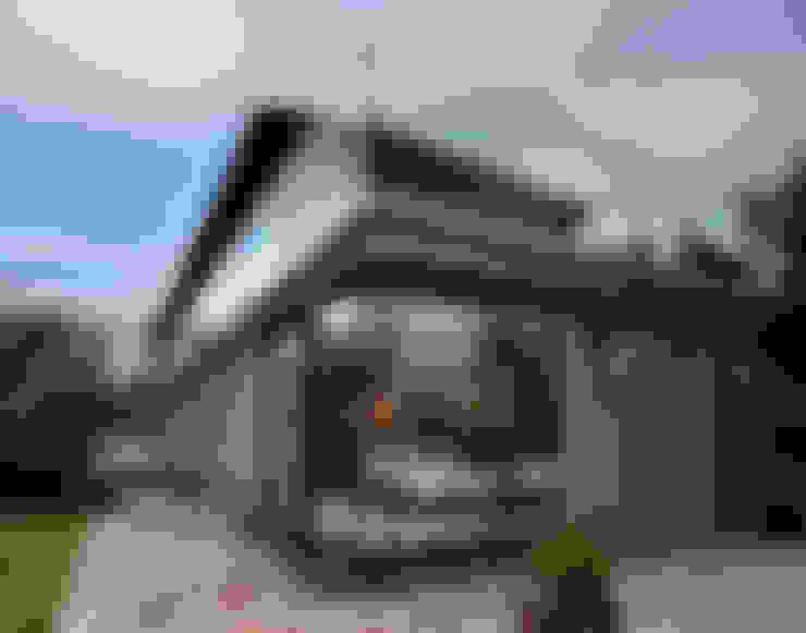 Casas de estilo  por Trewin Design Architects