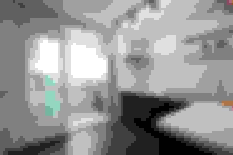 مطبخ تنفيذ DESIGNSTUDIO LIM_디자인스튜디오 림