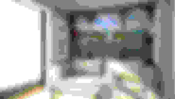 Salas / recibidores de estilo  por DONJON