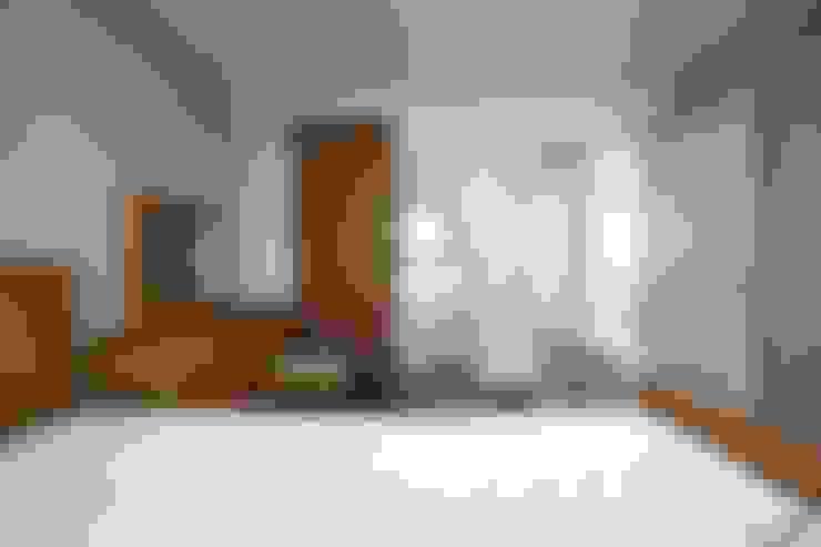 죽전 한양수자인아파트 리모델링 : DESIGNSTUDIO LIM_디자인스튜디오 림의  침실