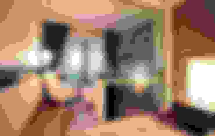 QZENS MOBİLYA – Göktürk Konutu:  tarz Yatak Odası