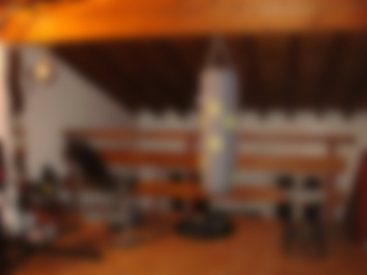 Gym by Dreambuilder