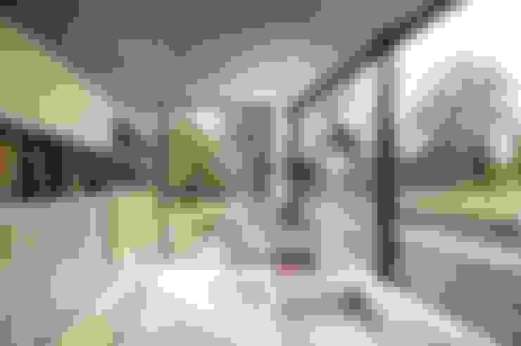 Einfamilienhaus in Brandenburg an der Havel - Arbeitsbereich:  Arbeitszimmer von SEHW Architektur GmbH