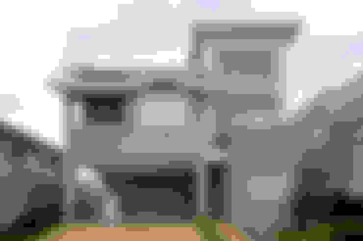 房子 by Luciano Esteves Arquitetura e Design