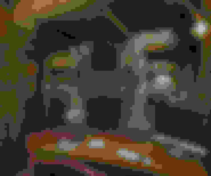 Study/office by Дизайн студия 'Дизайнер интерьера № 1'