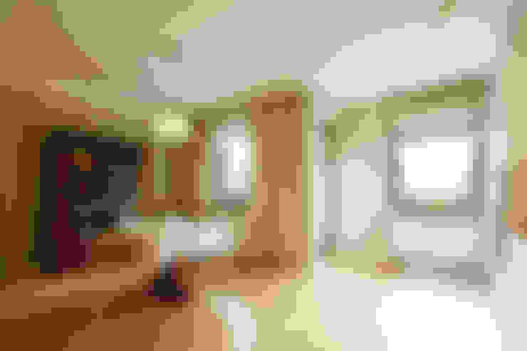 غرفة السفرة تنفيذ ZAWICKA-ID Projektowanie wnętrz