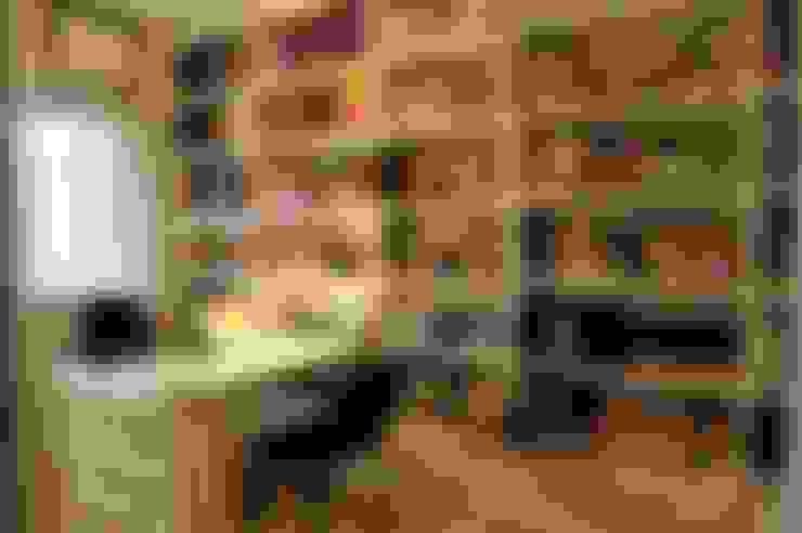 Рабочие кабинеты в . Автор – Radrizzani Rioja Arquitectos