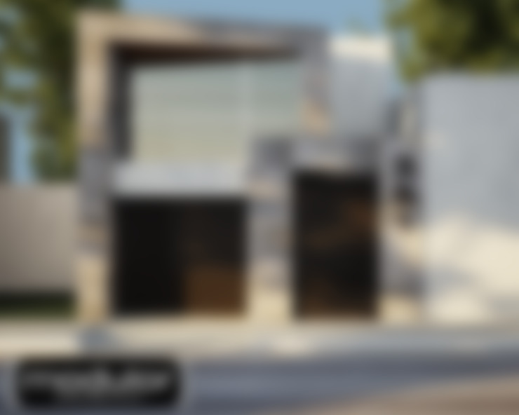 บ้านและที่อยู่อาศัย by Modulor Arquitectura
