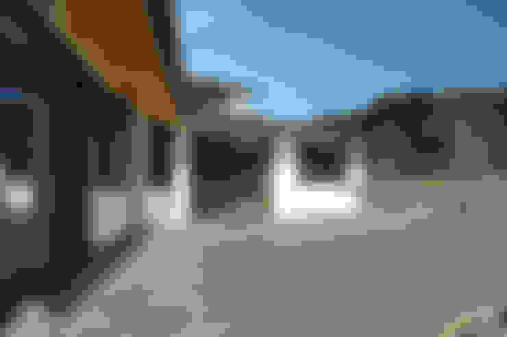 Terras door 大森建築設計室