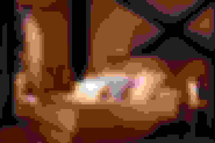 Slaapkamer door The Blue House