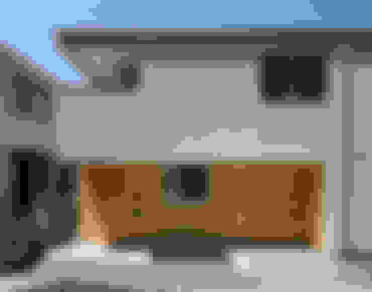 Projekty,  Domy zaprojektowane przez アトリエ スピノザ