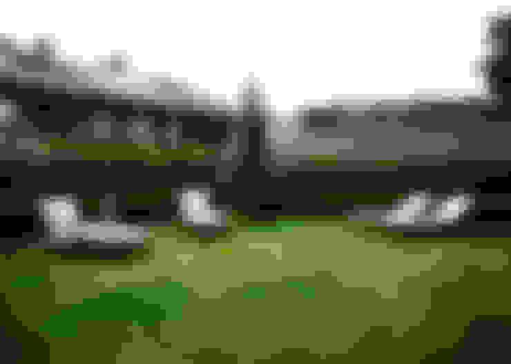 Jardines de estilo  por Kerim Çarmıklı İç Mimarlık