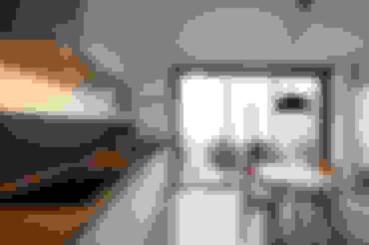Cocinas de estilo  por beppoarquitectura