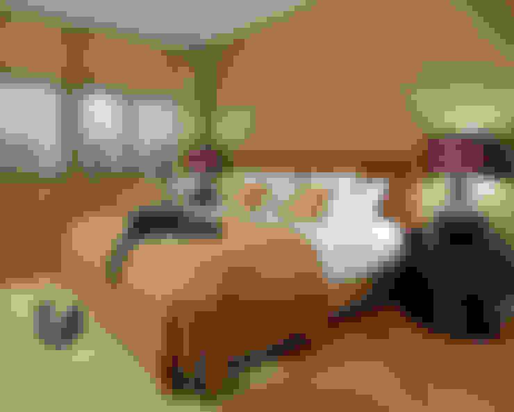 Habitaciones de estilo  por Deu i Deu