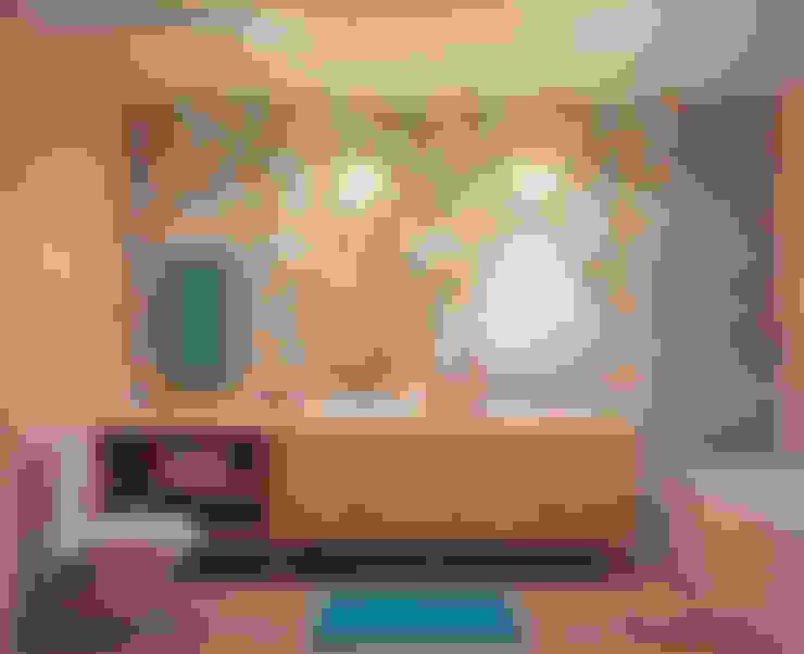 Tatyana Pichugina Designが手掛けた浴室