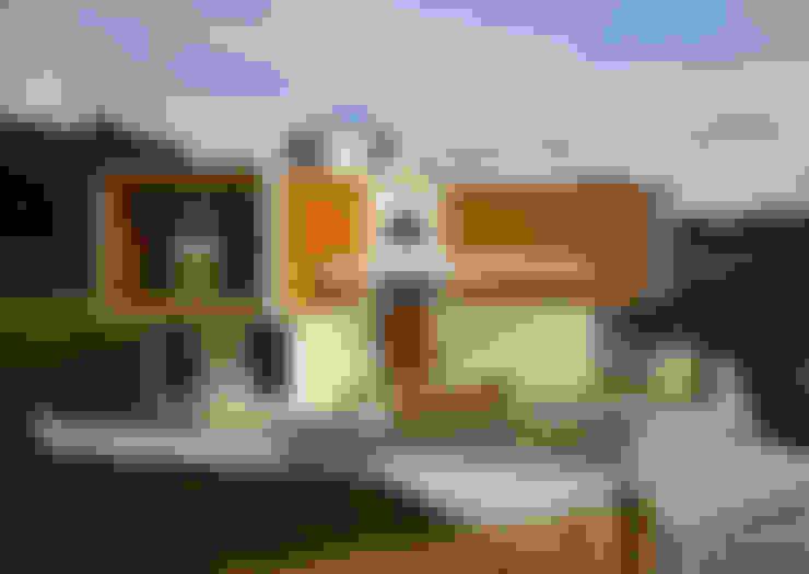 H.E: Mimarlık – Ahmet Bey Edremit Villa Projesi:  tarz Evler
