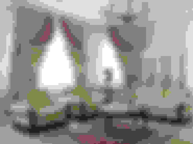 СТУДИЯ ДИЗАЙНА ЭЛИТНЫХ ИНТЕРЬЕРОВ АЛЕКСАНДРА ЕЛАШИНА.의  거실