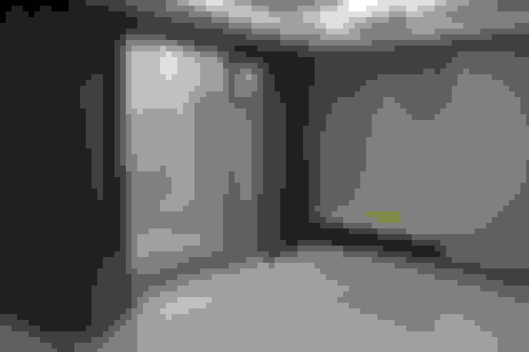 غرفة المعيشة تنفيذ 모린홈
