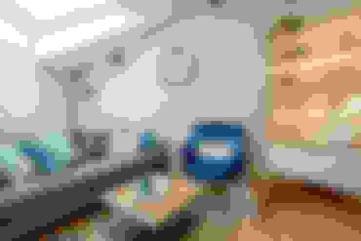 Woonkamer door DreamHouse.info.pl