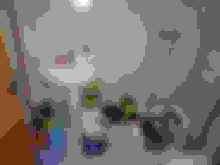 Bathroom by Empresa constructora en Madrid