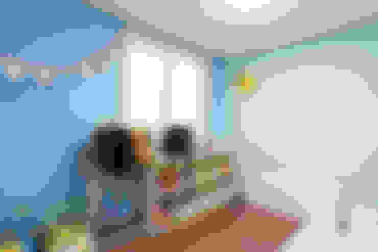Kinderzimmer von 핸디디자인