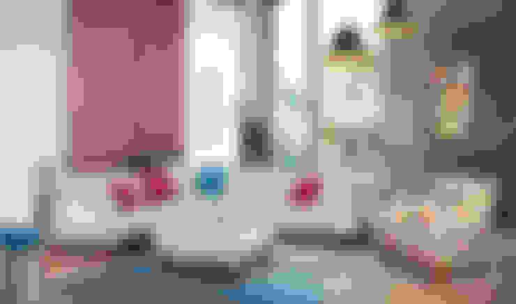 YILDIZ MOBİLYA – Dizayn Modern Köşe Takımı:  tarz Oturma Odası