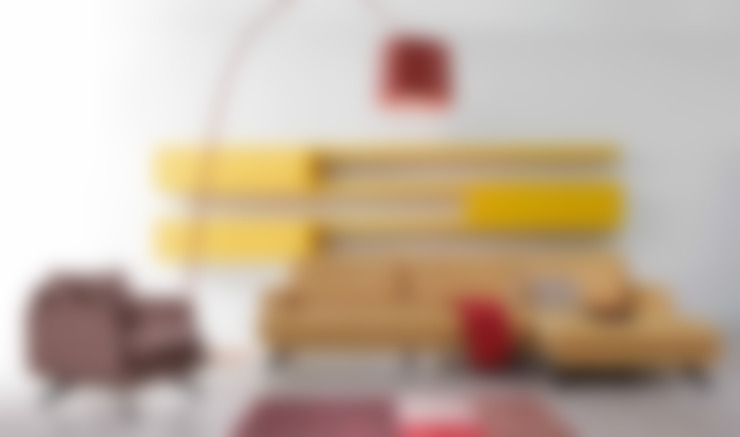 YILDIZ MOBİLYA – Enjoy Mekanizmalı Köşe Takımı:  tarz Oturma Odası