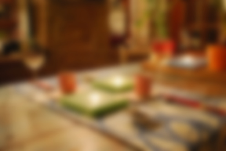 Velas Fanales y Caminos individuales: Livings de estilo  por protocolo criollo®