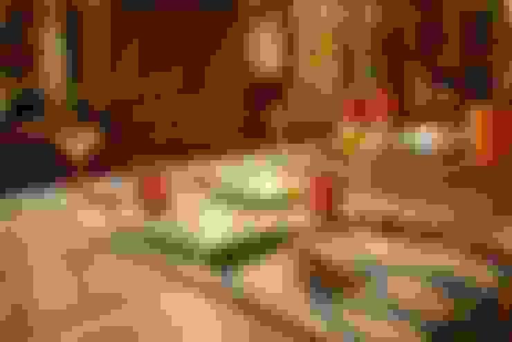 غرفة المعيشة تنفيذ protocolo criollo®
