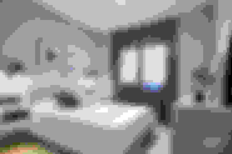Habitaciones de estilo  por Dröm Living